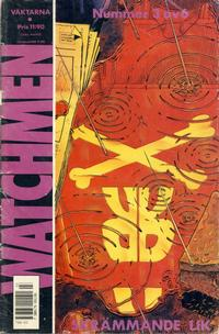 Cover Thumbnail for Watchmen (Semic, 1987 series) #3/1987