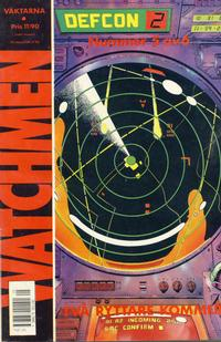 Cover Thumbnail for Watchmen (Semic, 1987 series) #5/1987
