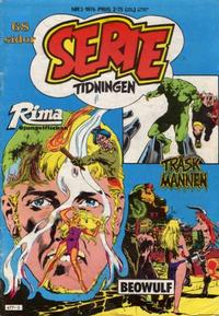 Cover Thumbnail for Serietidningen (Williams Förlags AB, 1975 series) #3/1976