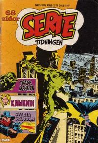 Cover Thumbnail for Serietidningen (Williams Förlags AB, 1975 series) #5/1976