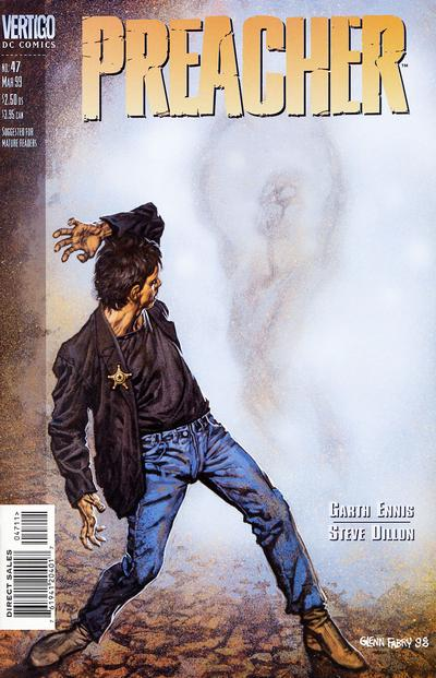 Cover for Preacher (DC, 1995 series) #47