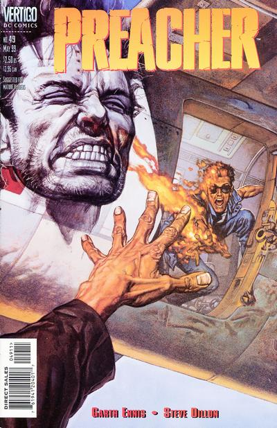 Cover for Preacher (DC, 1995 series) #49