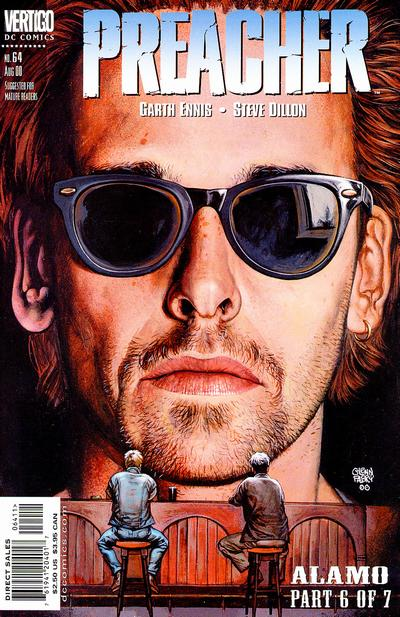 Cover for Preacher (DC, 1995 series) #64
