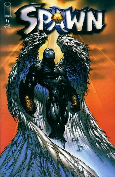 Cover for Spawn (Image, 1992 series) #77