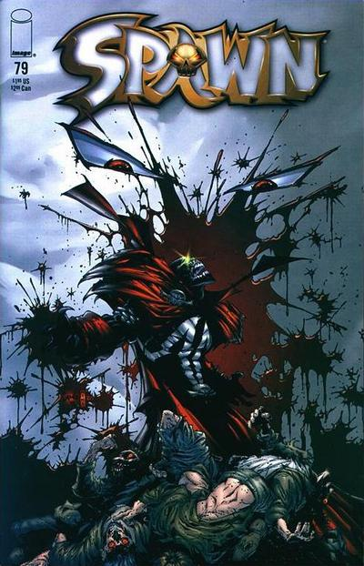 Cover for Spawn (Image, 1992 series) #79