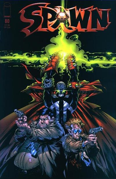Cover for Spawn (Image, 1992 series) #80
