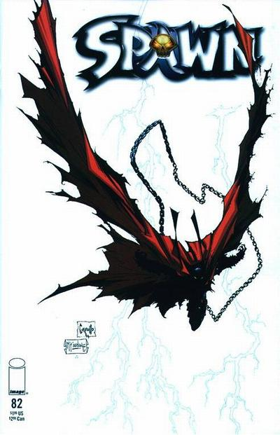 Cover for Spawn (Image, 1992 series) #82