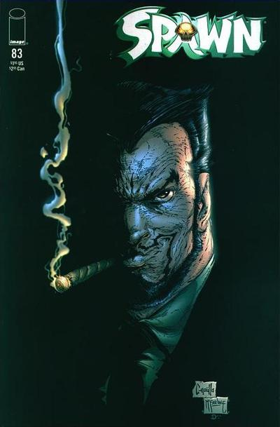 Cover for Spawn (Image, 1992 series) #83