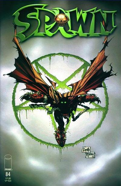 Cover for Spawn (Image, 1992 series) #84