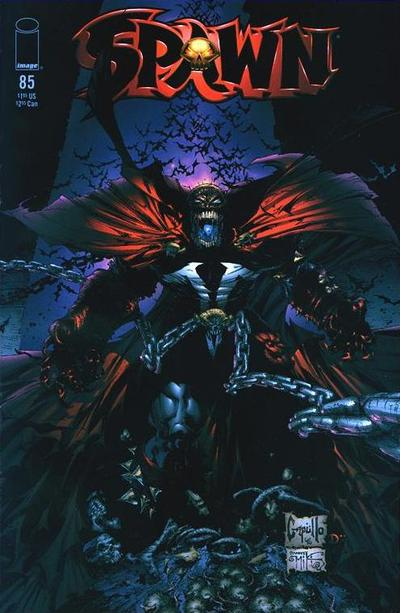 Cover for Spawn (Image, 1992 series) #85