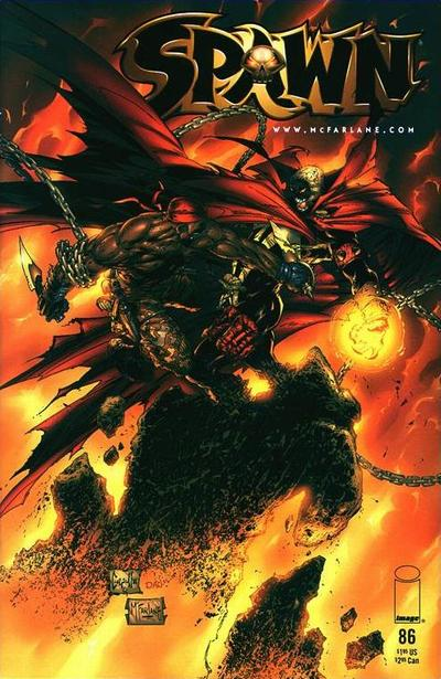 Cover for Spawn (Image, 1992 series) #86