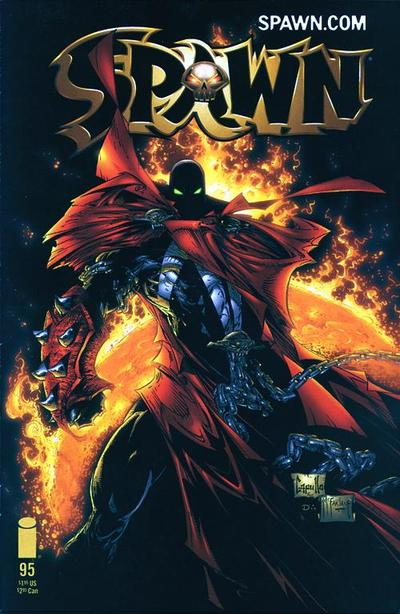 Cover for Spawn (Image, 1992 series) #95