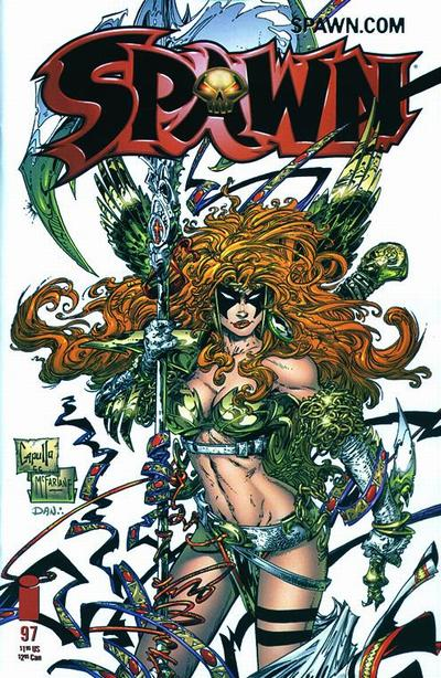 Cover for Spawn (Image, 1992 series) #97