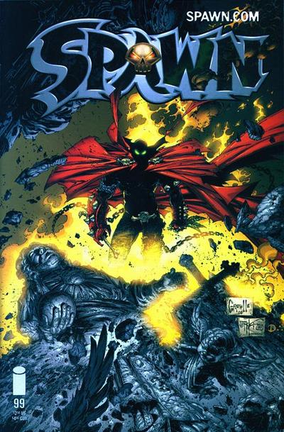 Cover for Spawn (Image, 1992 series) #99