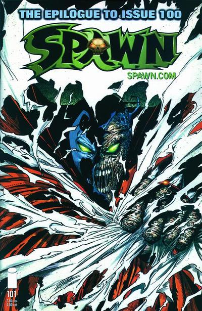 Cover for Spawn (Image, 1992 series) #101