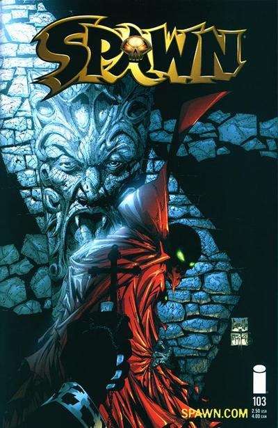 Cover for Spawn (Image, 1992 series) #103