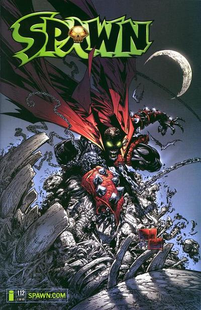 Cover for Spawn (Image, 1992 series) #112
