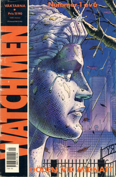 Cover for Watchmen (Semic, 1987 series) #1/1987