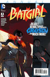 Cover for Batgirl Annual (DC, 2012 series) #3
