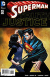 Cover for Superman (DC, 2011 series) #42