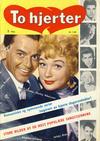 Cover for To hjerter (Serieforlaget / Se-Bladene / Stabenfeldt, 1961 series) #1/1962