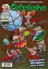 Cover for Cebolinha (Panini Brasil, 2007 series) #86 / 500 [Capa metalizada]