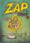 Cover Thumbnail for Zap Comix (1969 series) #0 [Seventh Printing - 60¢]