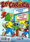 Cover for Zé Carioca (Editora Abril, 1961 series) #2101