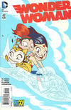 Cover for Wonder Woman (DC, 2011 series) #42 [Teen Titans Go! Cover]