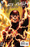 Cover for The Flash: Season Zero (DC, 2014 series) #10