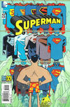 Cover for Superman (DC, 2011 series) #42 [Teen Titans Go! Variant Cover]