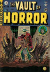 Cover for Vault of Horror (Superior Publishers Limited, 1951 series) #15