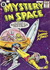 Cover for Mystery in Space (Thorpe & Porter, 1958 ? series) #2