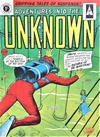 Cover for Adventures into the Unknown (Arnold Book Company, 1950 ? series) #19