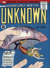 Cover for Adventures into the Unknown (Arnold Book Company, 1950 ? series) #11