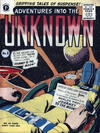 Cover for Adventures into the Unknown (Arnold Book Company, 1950 ? series) #8