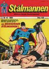 Cover for Stålmannen (Williams Förlags AB, 1969 series) #14/1969