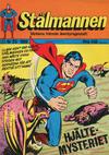 Cover for Stålmannen (Williams Förlags AB, 1969 series) #25/1969
