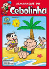 Cover for Almanaque do Cebolinha (Panini Brasil, 2007 series) #43