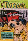Cover for Tarzan (Atlantic Förlags AB, 1977 series) #7/1982