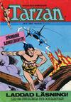 Cover for Tarzan (Atlantic Förlags AB, 1977 series) #9/1983