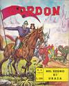 Cover for Gordon (Edizioni Fratelli Spada, 1964 series) #4