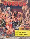 Cover for Gordon (Edizioni Fratelli Spada, 1964 series) #10