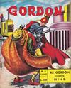 Cover for Gordon (Edizioni Fratelli Spada, 1964 series) #5