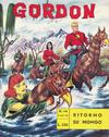 Cover for Gordon (Edizioni Fratelli Spada, 1964 series) #14