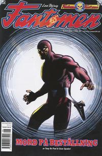 Cover Thumbnail for Fantomen (Egmont, 1997 series) #6/2010