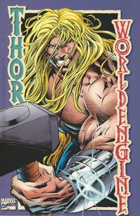 Cover Thumbnail for Thor: Worldengine (Marvel, 1996 series)
