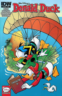 Cover Thumbnail for Donald Duck (IDW, 2015 series) #3 / 370 [Cover A]