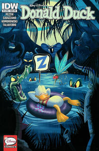 Cover Thumbnail for Donald Duck (IDW, 2015 series) #3 / 370 [Subscription]