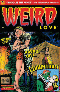 Cover Thumbnail for Weird Love (IDW, 2014 series) #8